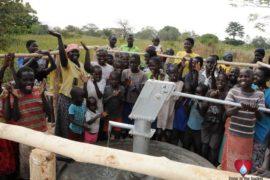 Drop in the Bucket Uganda water well Oyilotor village 25