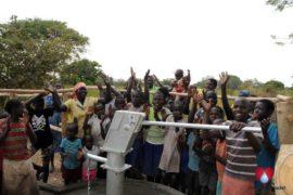 Drop in the Bucket Uganda water well Oyilotor village 27
