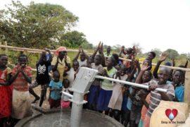 Drop in the Bucket Uganda water well Oyilotor village 28