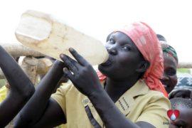 Drop in the Bucket Uganda water well Oyilotor village 30