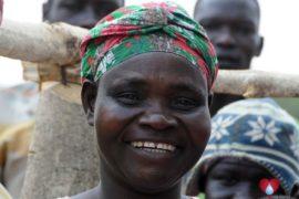 Drop in the Bucket Uganda water well Oyilotor village 31
