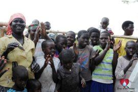 Drop in the Bucket Uganda water well Oyilotor village 33