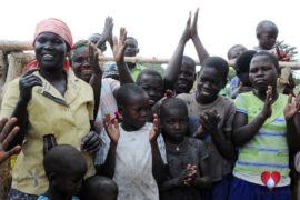 Drop in the Bucket Uganda water well Oyilotor village 34