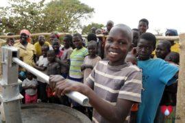 Drop in the Bucket Uganda water well Oyilotor village 35