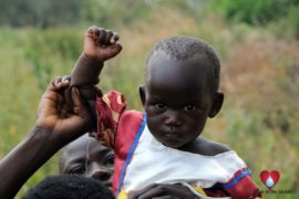 Drop in the Bucket Uganda water well Oyilotor village 37