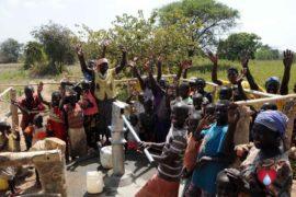 Drop in the Bucket Uganda water well Oyilotor village 41