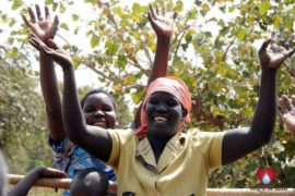Drop in the Bucket Uganda water well Oyilotor village 43