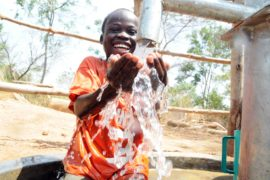Africa water wells Uganda Akumoi Drop in the Bucket