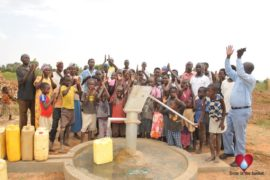 Drop in the Bucket Uganda water well Bukedea Katkwi-Aputon village 00