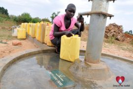 Drop in the Bucket Uganda water well Bukedea Katkwi-Aputon village 36