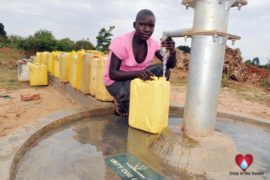 Drop in the Bucket Uganda water well Bukedea Katkwi-Aputon village 41