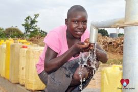 Drop in the Bucket Uganda water well Bukedea Katkwi-Aputon village 46