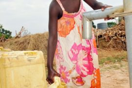 Drop in the Bucket Uganda water well Bukedea Katkwi-Aputon village 49