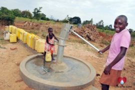 Drop in the Bucket Uganda water well Bukedea Katkwi-Aputon village 52