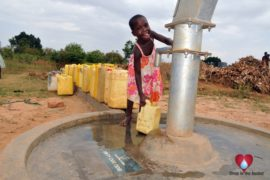 Drop in the Bucket Uganda water well Bukedea Katkwi-Aputon village 58