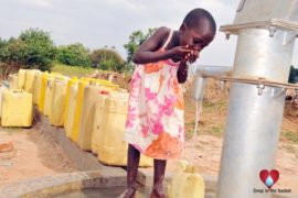 Drop in the Bucket Uganda water well Bukedea Katkwi-Aputon village 66