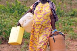 Drop in the Bucket Uganda water well Bukedea Katkwi-Aputon village 84