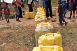 Drop in the Bucket Uganda water well Bukedea Katkwi-Aputon village 87