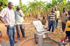 drop in the bucket uganda water well bukedea kachumbala-kayembe-mirembe zone community101