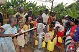 drop in the bucket uganda water well bukedea kachumbala-kayembe-mirembe zone community45