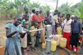 drop in the bucket uganda water well bukedea kachumbala-kayembe-mirembe zone community50