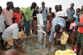 drop in the bucket uganda water well bukedea kachumbala-airogo-oidii village66
