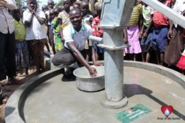 Drop in the Bucket Uganda water wells Aditiru Primary School18
