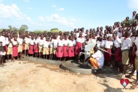 Drop in the Bucket Uganda water well Koboko Busia Primary School 16