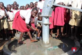 Drop in the Bucket Uganda water well Koboko Busia Primary School 24