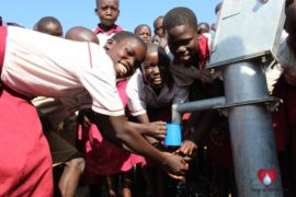 Drop in the Bucket Uganda water well Koboko Busia Primary School 33