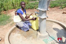 Drop in the Bucket Gulu Uganda water well Layibi Techno Health Center05
