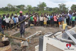 Drop in the Bucket Uganda water well Nyakalisho160