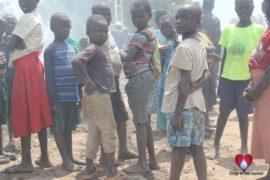 Drop in the Bucket Uganda water well Nyakalisho174