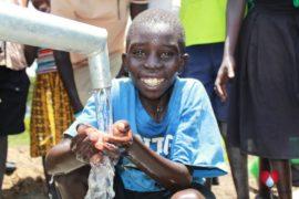 Drop in the Bucket Uganda water well Nyakalisho24