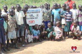 Drop in the Bucket Uganda water well World View Primary School01