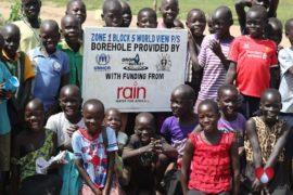 Drop in the Bucket Uganda water well World View Primary School02