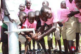 Drop in the Bucket water well Dricile Primary School Koboko Uganda105