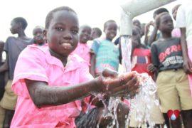 Drop in the Bucket water well Dricile Primary School Koboko Uganda25