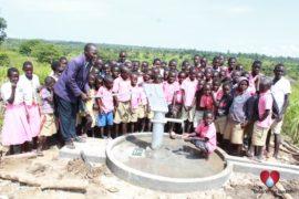 Drop in the Bucket water well Dricile Primary School Koboko Uganda67