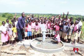 Drop in the Bucket water well Dricile Primary School Koboko Uganda81