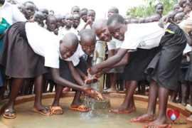Drop in the Bucket water well Ogo Primary School Koboko Uganda110