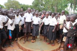 Drop in the Bucket water well Ogo Primary School Koboko Uganda111