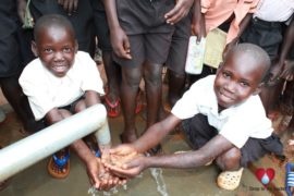 Drop in the Bucket water well Ogo Primary School Koboko Uganda58